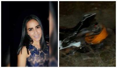 Triple choque de motocicletas deja una joven fallecida en Concepción