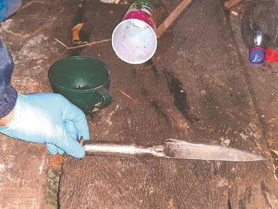 Asesinaron a puñaladas a padre e hijo en Caaguazú