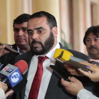 """Gobernador de Canindeyú califica de """"saludable"""" al acercamiento entre Mario Abdo y Cartes"""