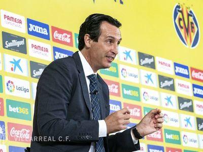 Emery sueña con un título con Villarreal