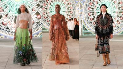 Dior homenajea al sur de Italia