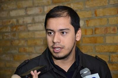 """El """"bolsonarito"""" paraguayo, Miguel Prieto, cambió de opinión sobre el coronavirus"""