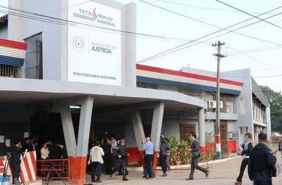 Suman 17 los internos con Covid-19 en la penitenciaría de Tacumbú