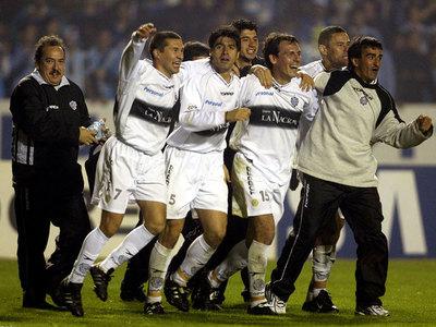 Hace 18 años, Olimpia levantaba la tercera Copa Libertadores