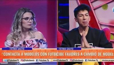 Toñito Gaona enfrentó a Fátima Gauto