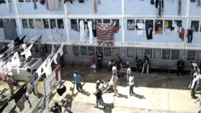 Fiscalía dice que liberación de presos es inconstitucional