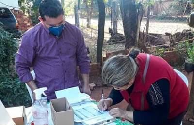 Incorporan a 1.000 familias de Alto Paraná al programa Tenonderã