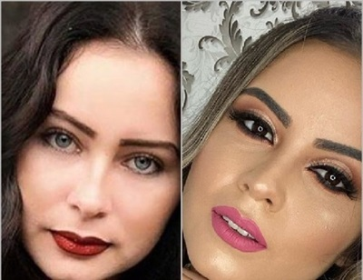 En encuesta, internautas prefieren a Rosana antes que a Nancy