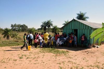Bomberos de San Juan Nepomuceno realizan actividad solidaria