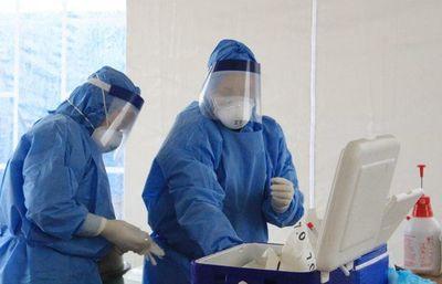 159 nuevos casos de Covid-19 y suman 5.644 en el país