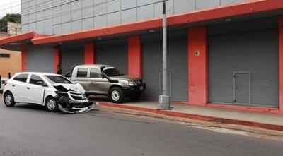 HOY / Dio positivo al COVID-19 víctima fatal de choque por falla de semáforo en Asunción