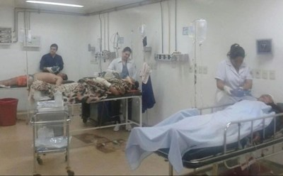 Sistema sanitario de CDE ya estaba colapsado antes, COVID lo empeoró, disparan
